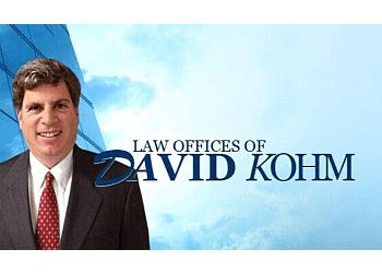 Denton personal injury lawyer David S. Kohm