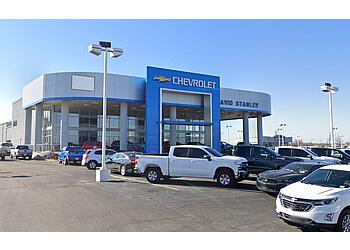 Oklahoma City car dealership David Stanley Chevrolet