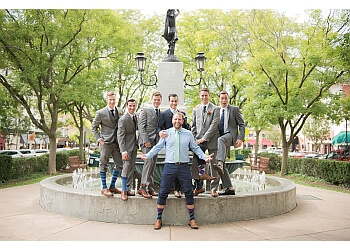 Cincinnati wedding photographer David Stephen Photography