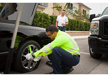 Grand Prairie towing company David Towing