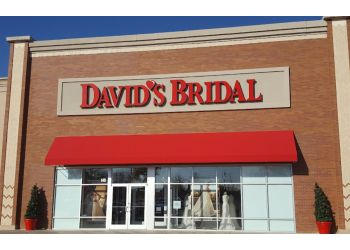 Arlington bridal shop David's Bridal