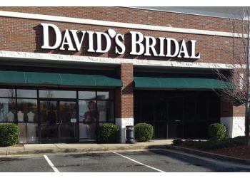 Columbus bridal shop David's Bridal