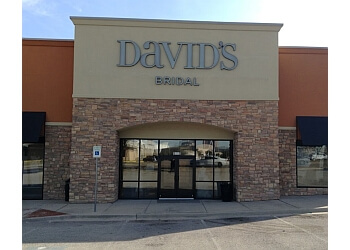 Dallas bridal shop David's Bridal