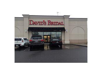 Eugene bridal shop Davids Bridal