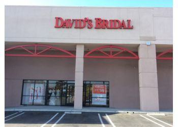 Fullerton bridal shop David's Bridal