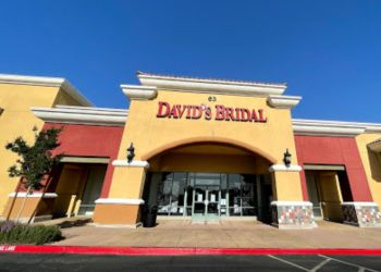Henderson bridal shop David's Bridal