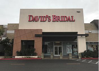 Long Beach bridal shop David's Bridal