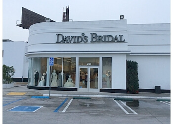Los Angeles bridal shop David's  Bridal