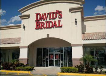 Orlando bridal shop David's Bridal