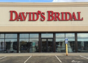 Topeka bridal shop David's Bridal