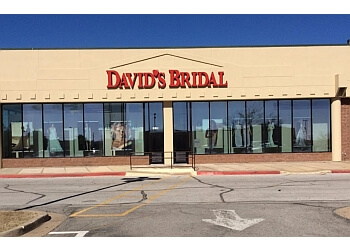 Tulsa bridal shop David's Bridal