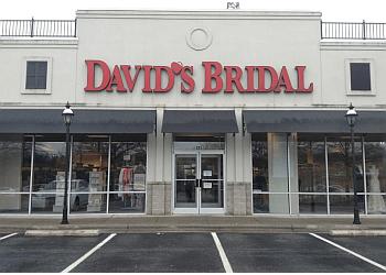 Winston Salem bridal shop David's Bridal
