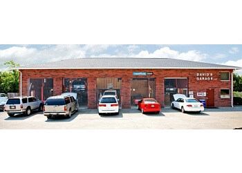 Akron car repair shop David's Garage