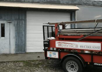 Knoxville garage door repair David's Garage Doors & Openers inc.