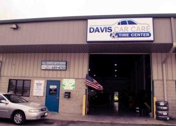 Virginia Beach car repair shop Davis Car Care & Tire Center