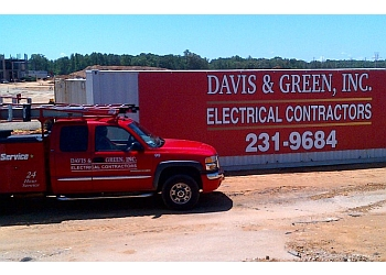 Richmond electrician Davis & Green Electrical