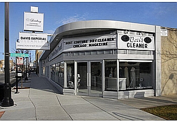 Chicago dry cleaner Davis Imperial Cleaners