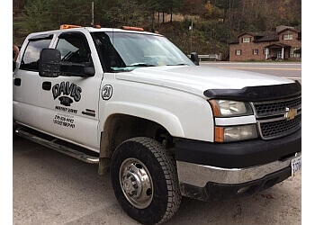 Knoxville towing company Davis Service and Towing Center, LLC