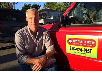 Ontario pest control company Davis Termite & Pest Co.
