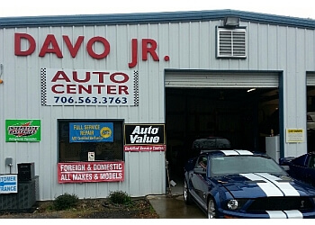 Columbus car repair shop Davo Jr. Automotive