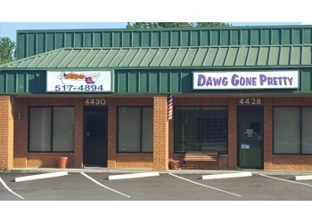 Montgomery pet grooming Dawg Gone Pretty