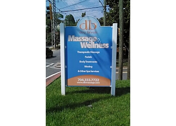 Charlotte massage therapy Day Break Massage & Wellness
