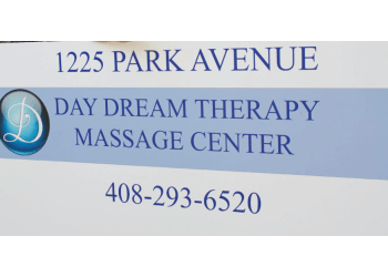 San Jose massage therapy Day Dream Therapy