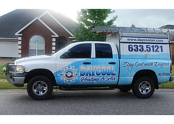 Mobile hvac service Daycool Heating & Air