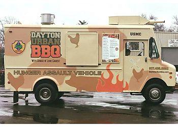 Dayton food truck Dayton Urban BBQ