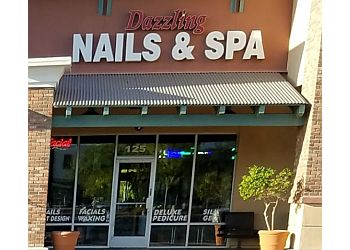 North Las Vegas nail salon Dazzling Nails and Spa