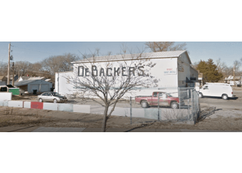 Topeka hvac service DeBacker's Inc