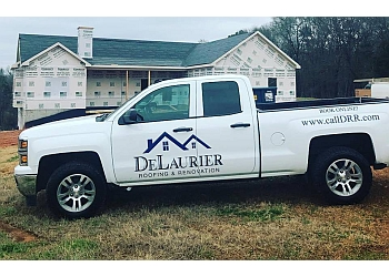 Athens roofing contractor DeLaurier Roofing & Renovation