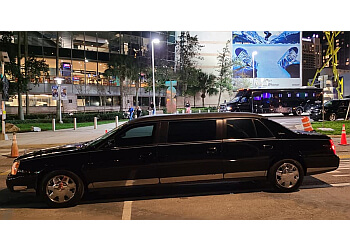 St Petersburg limo service  DeLox Limo