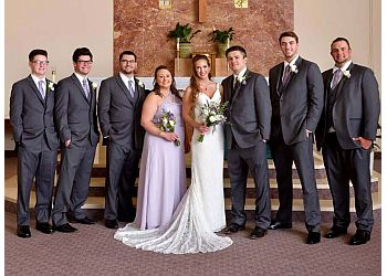 Akron wedding photographer DeLuca Photography and Video Productions LLC