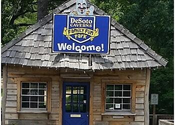 Montgomery amusement park DeSoto Caverns