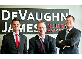 Wichita personal injury lawyer DeVaughn James Injury Lawyers