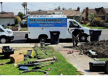 Huntington Beach plumber DeVinney Plumbing, Inc.