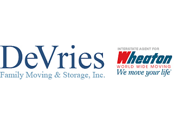 Port St Lucie moving company DeVries Family Moving & Storage, Inc.