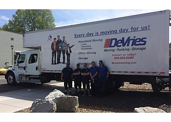 Spokane moving company DeVries Moving-Packing-Storage