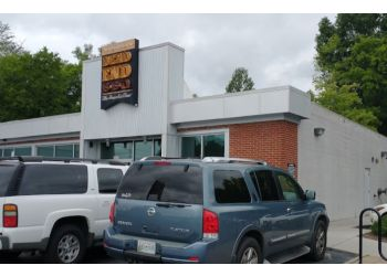 Knoxville barbecue restaurant Dead End BBQ