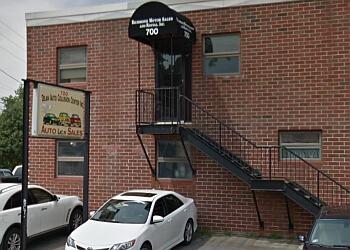 Providence auto body shop Dean Auto Collision Center, inc.