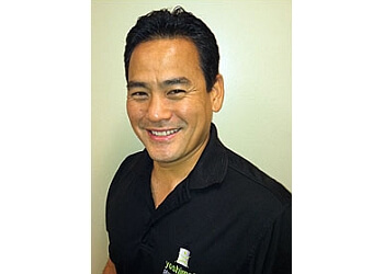 Honolulu physical therapist Dean Yoshimoto, MPT