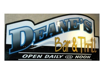 Rancho Cucamonga night club Deane's Bar and Thrill