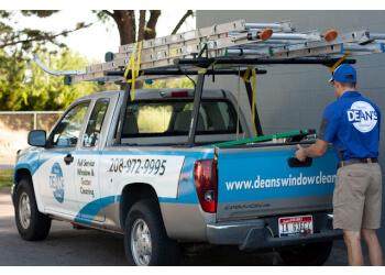Boise City window cleaner Dean's Window Cleaning