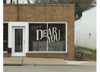 Kansas City tattoo shop Dear You Tattoo