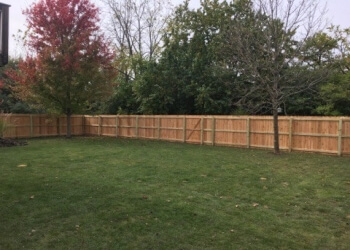 Cincinnati fencing contractor Deck and Fence Renewal Systems