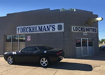Lubbock locksmith Deckelman's Locksmiths