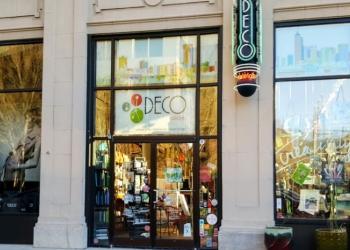 Raleigh gift shop Deco