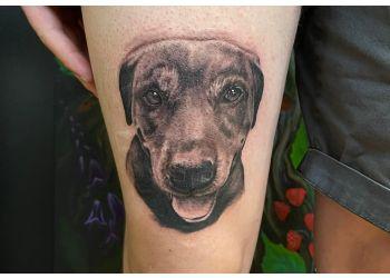 Thornton tattoo shop Deeds of the Flesh