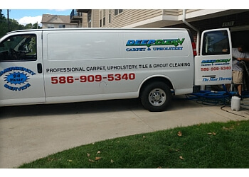 Sterling Heights carpet cleaner Deep Clean Carpet & Upholstery
